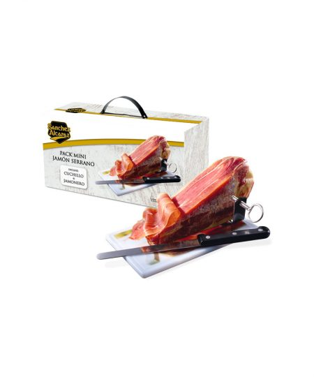 LOTE MINI JAMON SERRANO